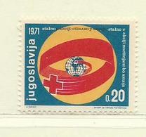 YOUGOSLAVIE  ( EU- 202 )  1971  N° YVERT ET TELLIER  N° 60   N** - Wohlfahrtsmarken