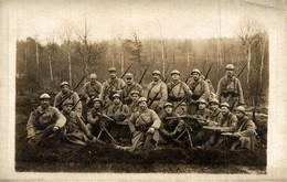 AU COMBAT - Guerre 1914-18