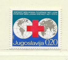 YOUGOSLAVIE  ( EU- 203 )  1972  N° YVERT ET TELLIER  N° 61   N** - Wohlfahrtsmarken