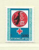 YOUGOSLAVIE  ( EU- 204 )  1973  N° YVERT ET TELLIER  N° 62   N** - Wohlfahrtsmarken