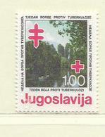 YOUGOSLAVIE  ( EU- 213 )  1980  N° YVERT ET TELLIER  N° 77    N** - Wohlfahrtsmarken