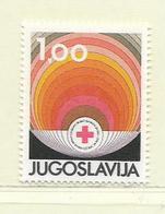 YOUGOSLAVIE  ( EU- 214 )  1981  N° YVERT ET TELLIER  N° 78    N** - Wohlfahrtsmarken