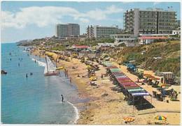 TORREMOLINOS, Malaga, Panoramic View From Torremar, Spain, 1972 Used Postcard [22080] - Málaga
