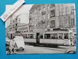 Berlin-Steglitz, Schlosstrasse, Strassenbahn, 1960hn - Steglitz