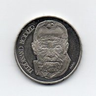 Svizzera - 1980 - 5 Franchi Commemorativi - FERDINAND HODLER - (MW1786) - Svizzera