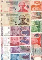 Argentina Lot 10 Different Banknotes - Argentina