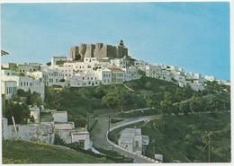 Greece, PATMOS, St John's Holy Convent, 1979 Used Postcard [22089] - Greece