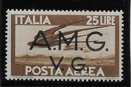 Italie Vénétie Julienne Poste Aérienne N°7 - Neuf * Avec Charnière - TB - 8. WW I Occupation