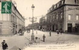 63 CLERMONT-FERRAND Place Gilbert-Gaiilard Et Société Générale - Clermont Ferrand