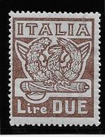 Italie N°138 - Neuf * Avec Charnière - TB - Italien