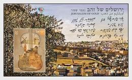 Israel - Postfris / MNH - Sheet Jerusalem Of Gold 2018 - Israël