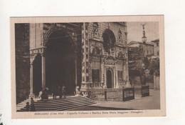 Bergamo Cappella Colleoni E Basilica Santa Maria Maggiore - Italia