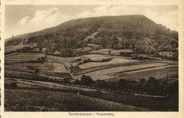 SONDERSHAUSEN, Frauenberg (1930s) AK - Sondershausen