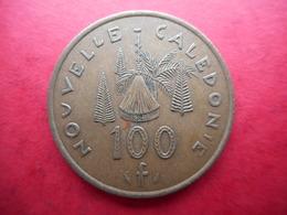 New Caledonia 100 Francs 1987 - Nouvelle-Calédonie