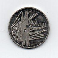 Svizzera - 1986 - 5 Franchi Commemorativi - SEMPACH - (MW1791) - Svizzera
