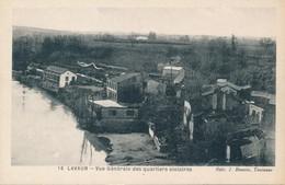CPA - France - (81) Tam - Lavaur - Vue Générale Des Quartiers Sinistrés - Lavaur