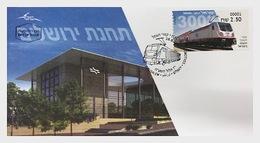 Israel - Postfris / MNH - FDC Treinen 2018 - Israël