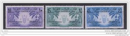 LIBIA:  1959  CONFERENZA  -  S. CPL. 3  VAL. N. -  YV/TELL.171/73 - Libia