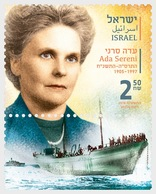Israel - Postfris / MNH - Complete Set Vrouwenrechten 2018 - Israël