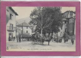 06 .- BELVEDERE .- L' Arrivée Du Courrier - Belvédère