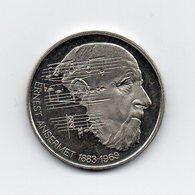 Svizzera - 1983 - 5 Franchi Commemorativi - ERNEST ANSERMET - (MW1793) - Svizzera