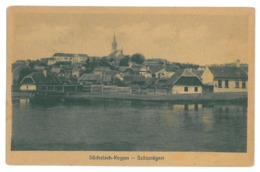 RO 13 - 14556 REGHIN, Mures, Romania - Old Postcard - Used - 1919 - Rumänien
