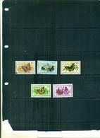 GRENADINES S.VINCENT PAPILLONS 5 VAL NEUFS A PARTIR DE 0.75 EUROS - Papillons