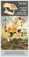 Israel - Postfris / MNH - Complete Set Archeozoology 2018 - Israël
