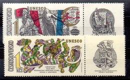 Series De Checoslovaquia N ºYvert 1840 + 1841 ** - Nuovi