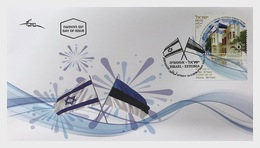 Israel - Postfris / MNH - FDC Joint-Issue Israel-Estland 2018 - Israël