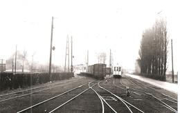 Stabroek Blauwhoef Goederen Tram Rangeren 1962 - Plaatsen