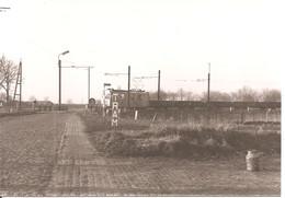 Lillo Fort Vertrek Laatste Goederen Wagons - Plaatsen