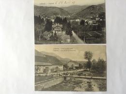 2 Cp Liepvre  Circulées1907/9 - Lièpvre