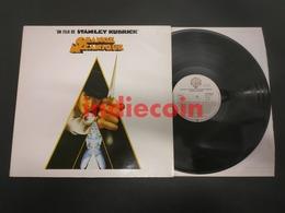 33T ORANGE MECANIQUE BOF 1972 GERMAN LP - Filmmusik