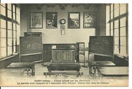 02 - SANCY LES CHEMINOTS / LA NOUVELLE ECOLE - Other Municipalities