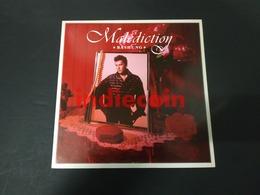 """12"""" ALAIN BASHUNG Malédiction 12"""" Single Promo - 45 Rpm - Maxi-Single"""