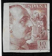 Espagne N°678 - Non Dentelé - Oblitéré - TB - 1889-1931 Reino: Alfonso XIII