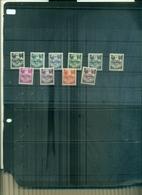 GUADELOUPE TIMBRES-TAXE PAYSAGES 10  VAL NEUFS  EUROS A PARTIR DE 1 EURO - Guadeloupe (1884-1947)