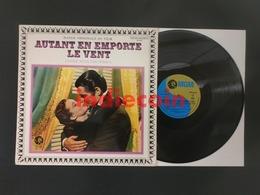 33T MAX STEINER Autant En Emporte Le Vent 1971 FR LP - Soundtracks, Film Music