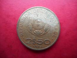 Cape Verde 2½ Escudos 1982 - Capo Verde