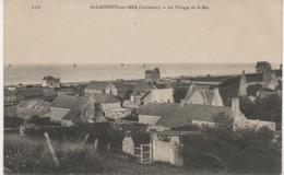 SAINT LAURENT SUR MER   LE VILLAGE DE LA MER - France