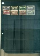 SYRIE POSTE AERIENNE AVION AU DESSUS DE VILLES 8 VAL NEUFS A PARTIR DE 1.50 EUROS - Syrie (1919-1945)