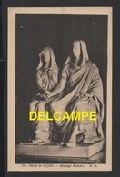 DF / NOCES / MARIAGE ROMAIN / STATUE AU MUSÉE DE DIJON (CÔTE D' OR) - Marriages