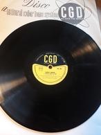 CGD  -  1958.  Serie  RE  Nr. 98. Teddy Reno - 78 G - Dischi Per Fonografi