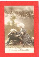 CROIX ROUGE MLITARIA PATRIOTIQUE Cpa Animée Nos Braves     Furia 323 - Red Cross