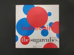 "SUGARCUBES Birthday 1988 UK 12"" - 45 Rpm - Maxi-Single"