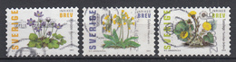 ZWEDEN - Michel - 2003 - Nr 2350/52 - Gest/Obl/Us - Suède