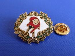 Pin's 1789 1989 Bonnet Phrygien - Bicentennaire De La Révolution Française - Couronne Lauriers (YE63) - Badges