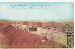 BOURG-LEOPOLD  1923 - CAMP DE BEVERLOO - Panorama Van Het Kamp - Leopoldsburg (Kamp Van Beverloo)