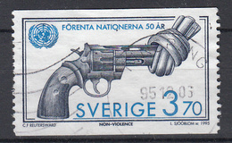 ZWEDEN - Michel - 1995 - Nr 1899 - Gest/Obl/Us - Suède